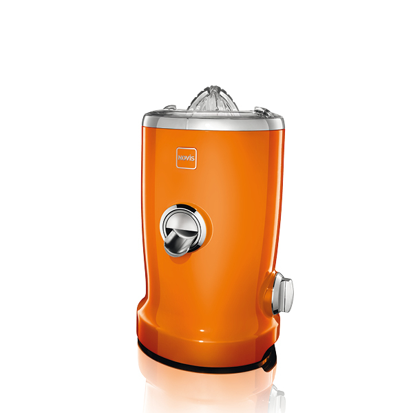 Kronen Slow Juicer Review : Novis vita Juicer S1 - Orange - Spinchy