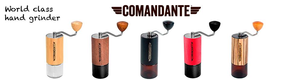 Comandante kaffekværn