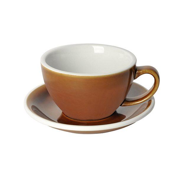 Loveramics - Egg Café Latte Potters Colours 300ml
