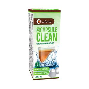 Cafetto Cleaning capsules